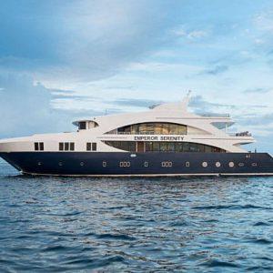 Maldives MV Emperor Serenity