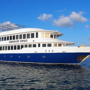 Maldives MV Emperor Virgo