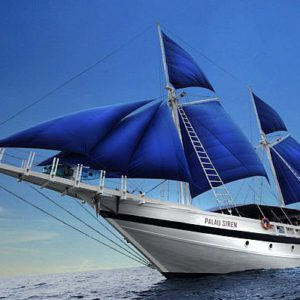 Safari 10 Nights Aboard Palau Siren
