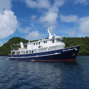 Palau 7 Nights Aboard Ocean Hunter III
